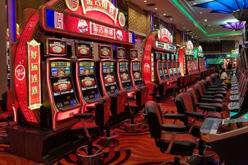 Online Slots And The Online Casino Games Gambling