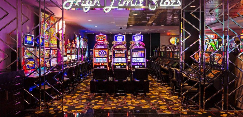 10 Suggestions For Online Casino